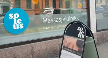 Soleus Massasje behandlinger massasjeklinikken massasjeklinikk oslo